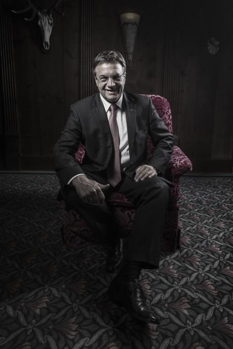 Günther Platter – Landeshauptmann