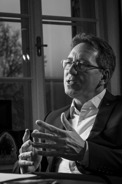 Mag. Martin Krumschnabel – Bürgermeister Kufstein