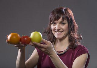 Diätologin Evelyn Prinster