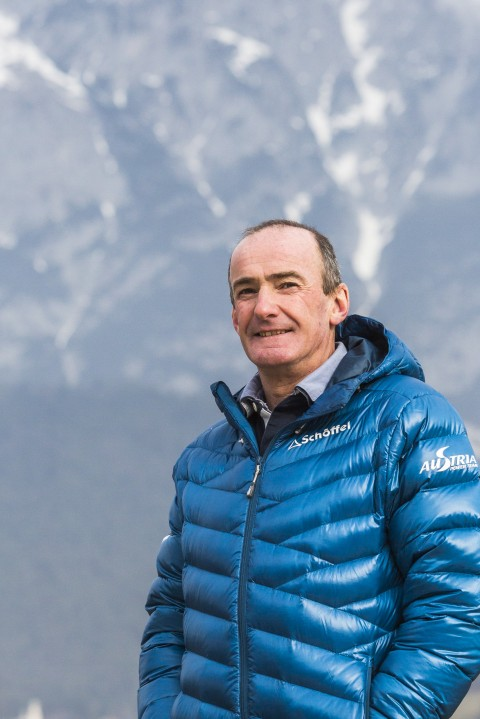 Andreas Puelacher – Cheftrainer Herren ÖSV