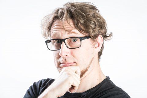 """Felix Gorbach von den """"die alten jungen"""""""