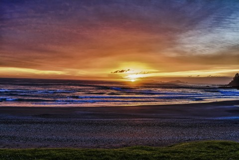 Sandy Bay, North Island, New Zealand