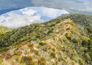Lake Kaniere, Hokitika, South Island, New Zealand